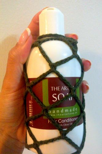 Hair conditioner with Olive Oil-www.zanedo.com