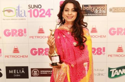 Great Women Awards Middle East 2013/Dubai /Juhi chawla