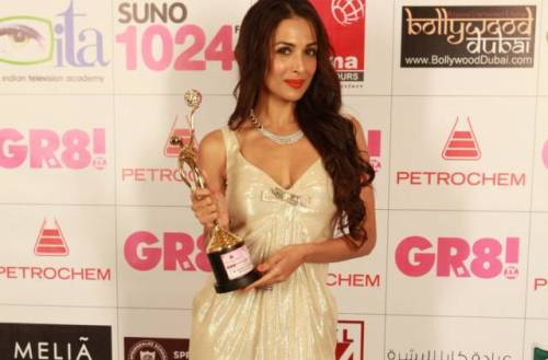 Great Women Awards 2013/Gr8/Malaika Arora