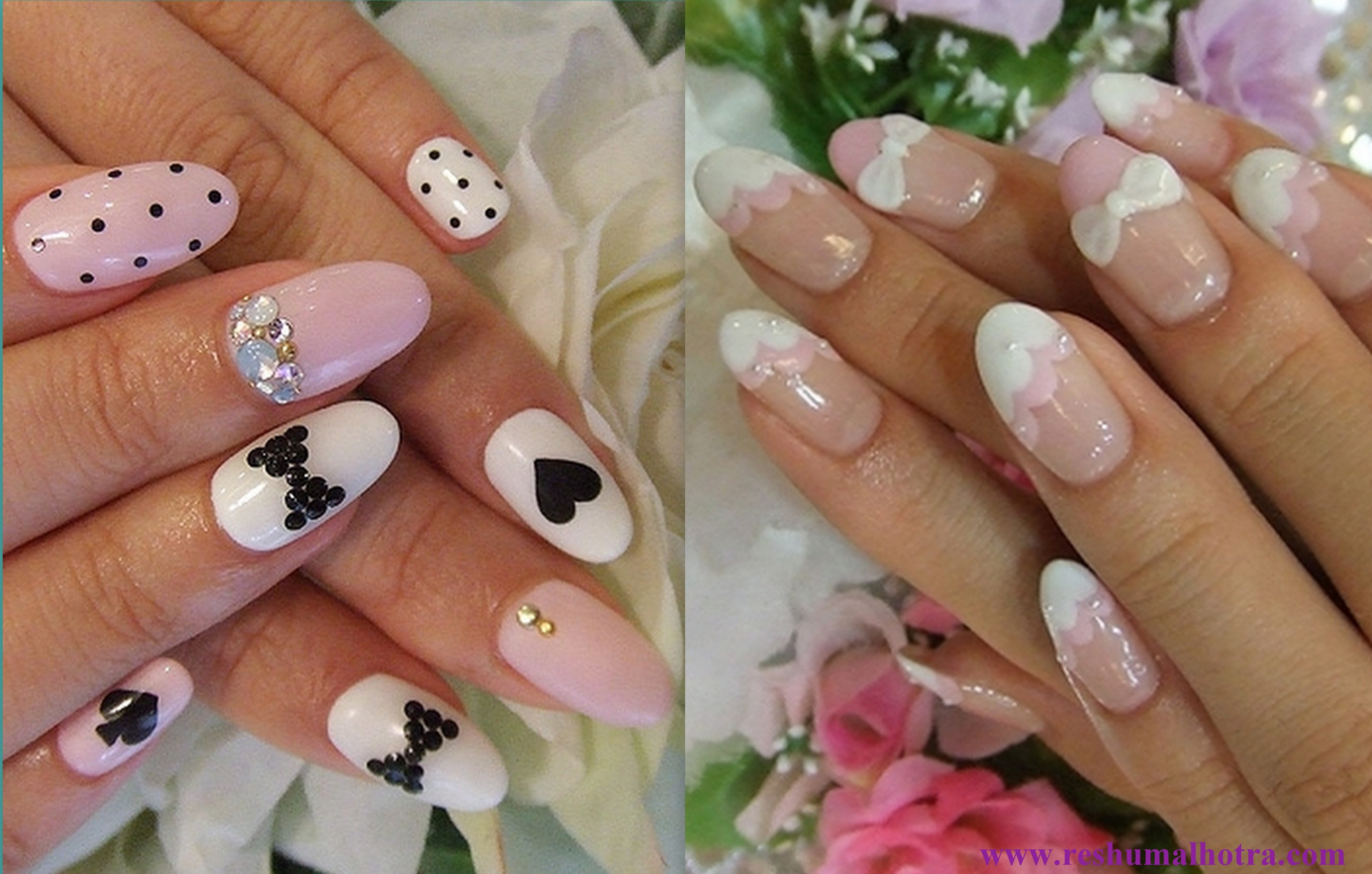 Glam up your nails this Valentine\'s day- Get gorgeous | Reshu Malhotra