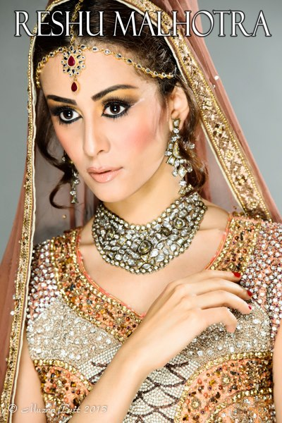 Makeup & Styling by Dubai Bridal Makeup Artist Reshu Malhotra