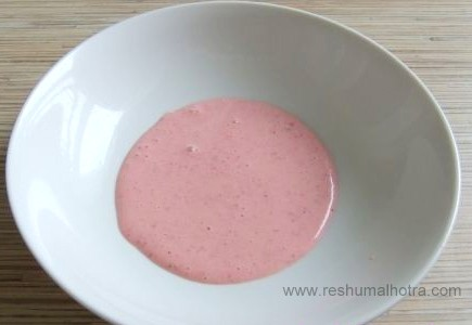 Strawberry Beauty Mask/Reshu Malhotra/Dubai Beauty Blogger