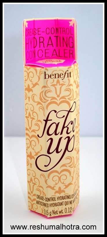 Benefit-Fake-Up-Concealer #Reshu Malhotra #Makeup Artist #Beauty Blogger