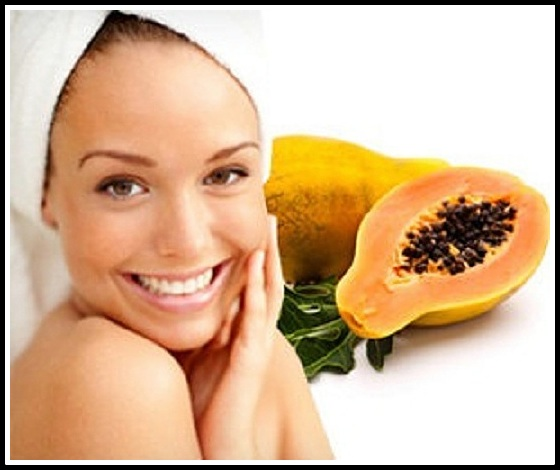 Papaya Face Mask/Dubai Beauty Blogger/Reshu Malhotra
