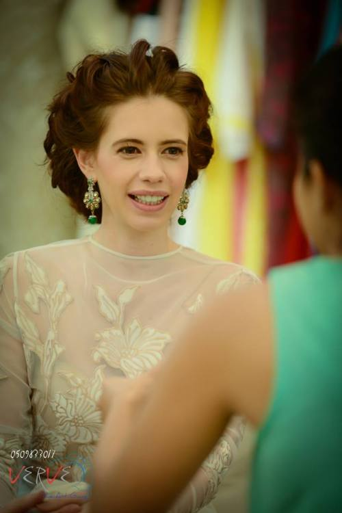 Makeup & Hair for Kalki Koechlin