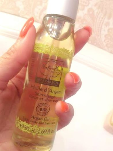 Naturelle D'orient Argan Oil