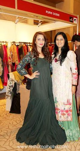 Purvi Doshi at Numaish Summer Show