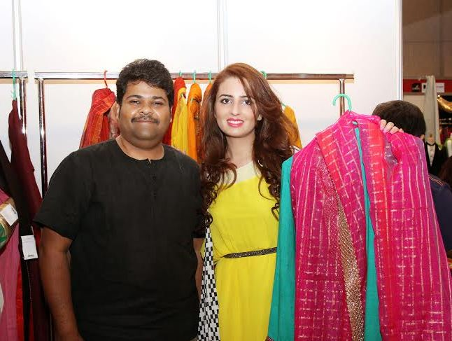 Designer Gaurang at Numaish