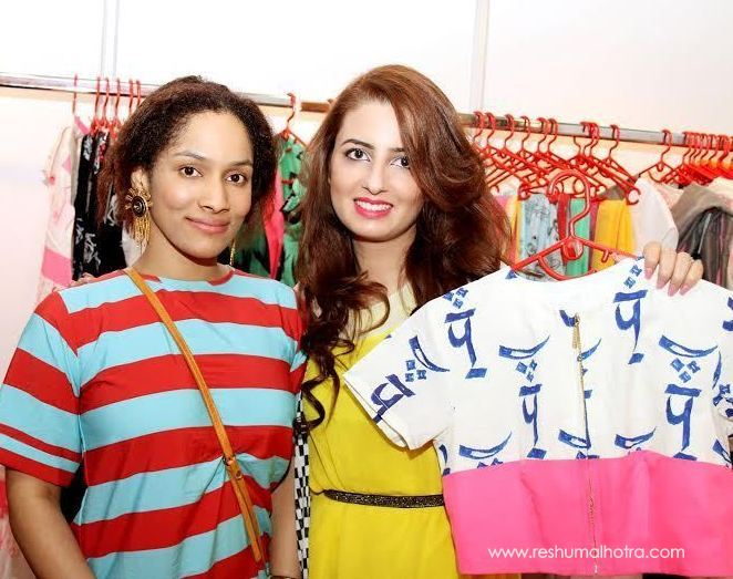 Masaba Gupta at Numaish Summer Show