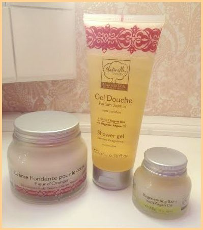 Naturelle D'orient Shower Gel ,Body Butter & Body Balm