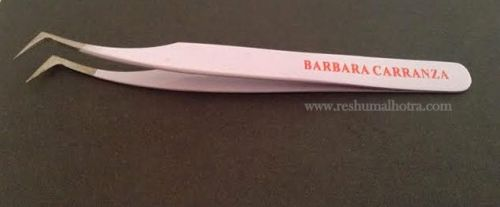 Barbara Carranza Tweezer
