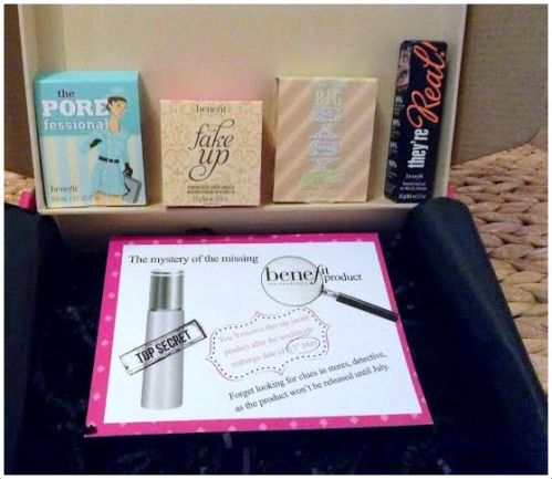May Exclusive Benefit GlamBox