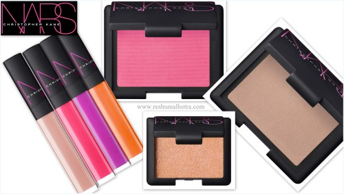 NARS Christopher Kane's collection